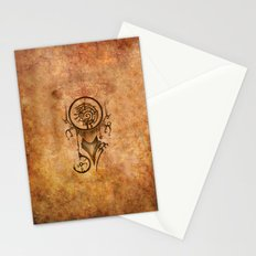 Zodiac:  Virgo Stationery Cards