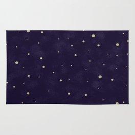 Starlit night Rug