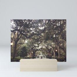 Take a Walk Through Natural History Mini Art Print