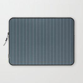 Grey striped pattern Laptop Sleeve