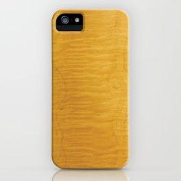 Maplewood iPhone Case