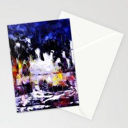 flash night Stationery Cards