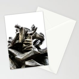 Reaching for Sanity Stationery Cards