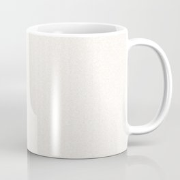 Melange - White and Linen Coffee Mug