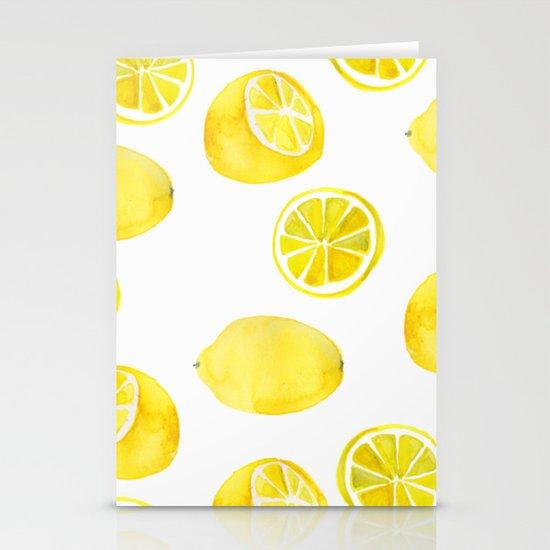 Lemon -ade Stationery Cards
