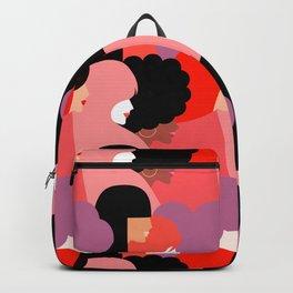 Together Girl Power - Pattern #girlpower Backpack