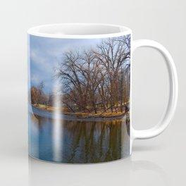Green Iowa Dam 2 Coffee Mug