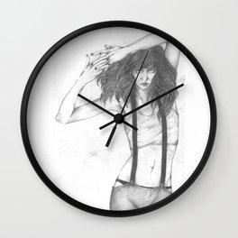 riviste Wall Clock