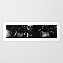 PANS : Tara & Rick : 5 Art Print