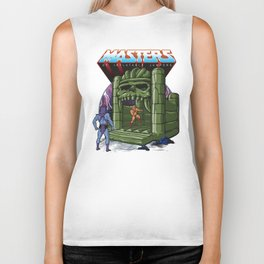 Inflatable Bouncy Castle Grayskull Biker Tank