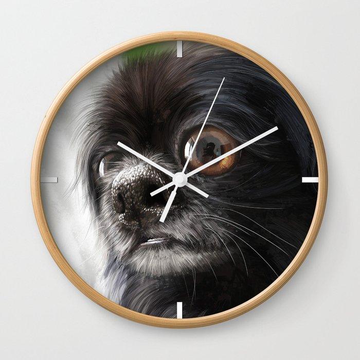 Choco Toshi Wall Clock