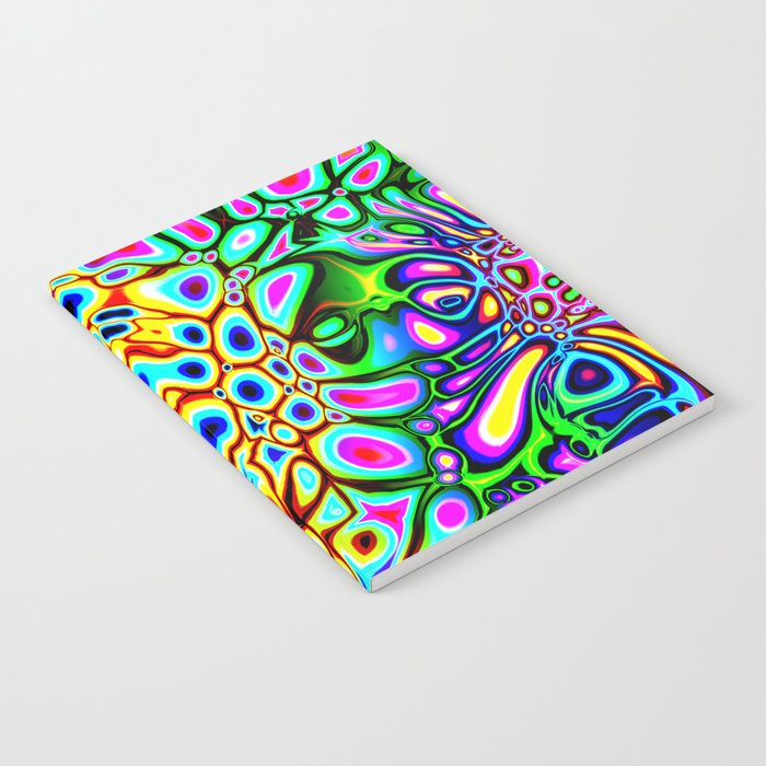 Spectral Abstract Notebook