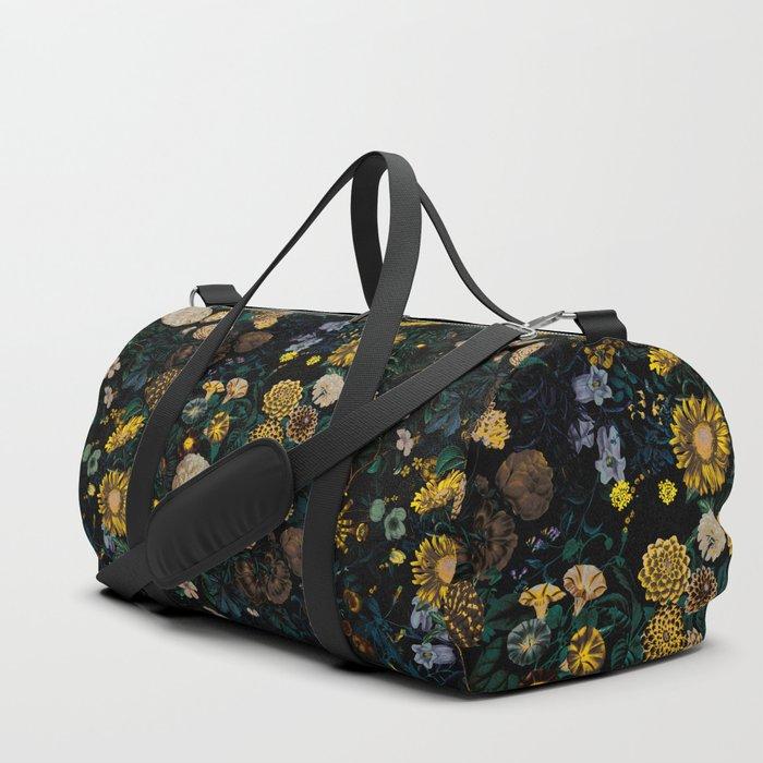 EXOTIC GARDEN - NIGHT II Duffle Bag