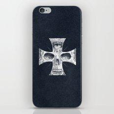Cross Skull 2.0 iPhone & iPod Skin