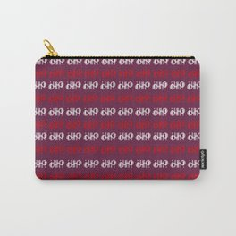 """Twisted """"Oh!"""" Carry-All Pouch"""