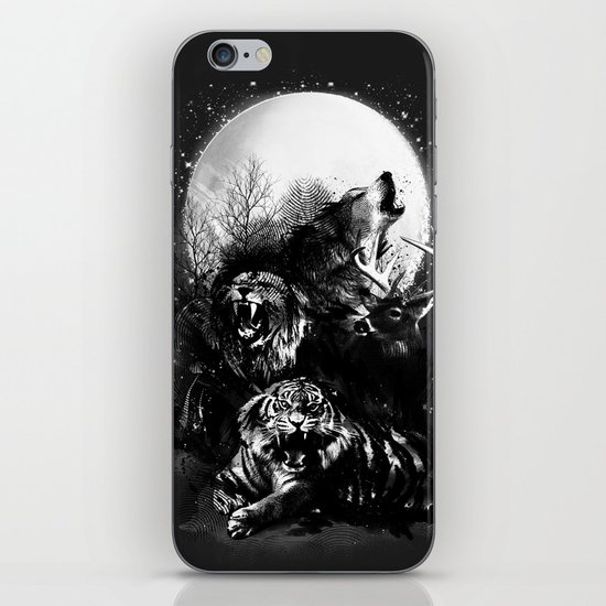 Call of the Wild iPhone & iPod Skin