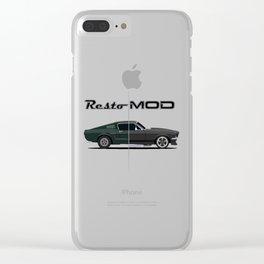 RestoMod Clear iPhone Case