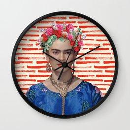 FREE FRIDA Wall Clock