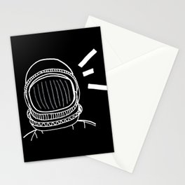Out There 1 Stationery Cards