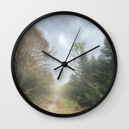 On the way to paradise Wall Clock
