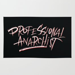 Professional Anarchist Rug