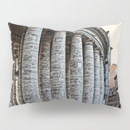 Vatican City Marble Pillow Sham