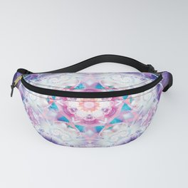 Mandalas from the Depth of Love 7 Fanny Pack