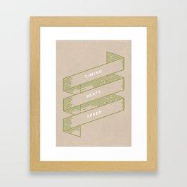Conor McGregor Prints Framed Art Print
