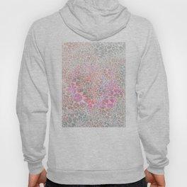 Geo batik pattern - pink Hoody