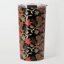 Autumn squirrel Travel Mug