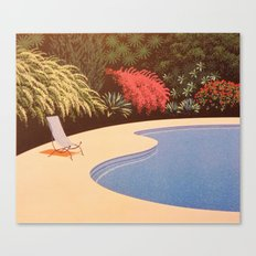 Hiroshi Nagai 1 Canvas Print