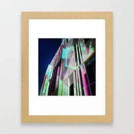 Chiller Framed Art Print