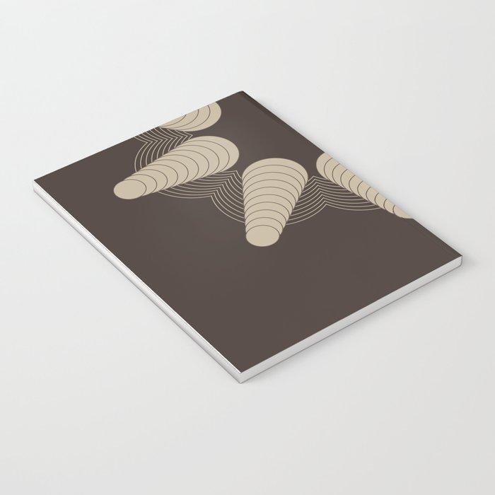 Flower of Horns Notebook