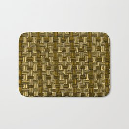 Wicker Work Bath Mat
