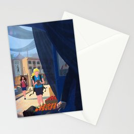 Curse of the Pharaoh Stationery Cards