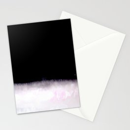 night time Stationery Cards