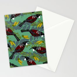 Tui Pattern Stationery Cards