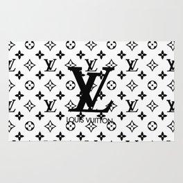 LV - pattern Rug