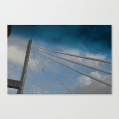 Georgia/South Carolina Bridge Canvas Print