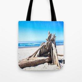 Drift wood Fort Tote Bag