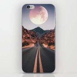 Mooned iPhone Skin