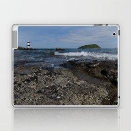 Penmon seascape Laptop & iPad Skin