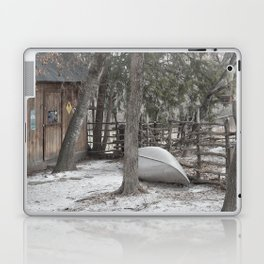 Cold Winters Day Laptop & iPad Skin