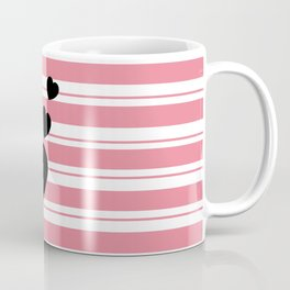 Love Forever Hearts Coffee Mug