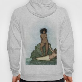 Selkie and the Land Wife Hoody