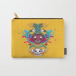 Demonio Azteca Carry-All Pouch
