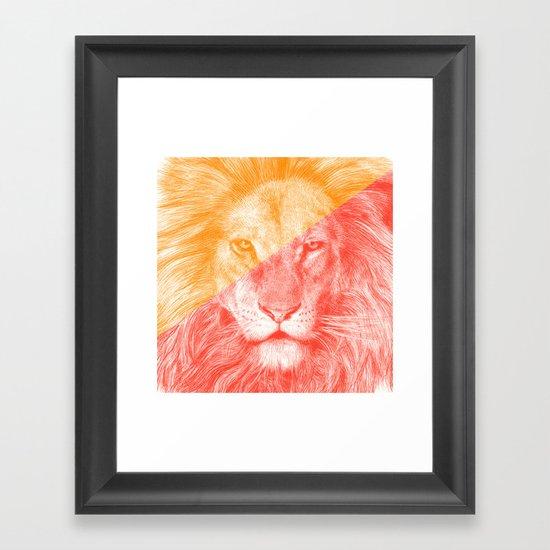 Wild 3 by Eric Fan & Garima Dhawan Framed Art Print