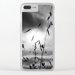 Winter is Coming Clear iPhone Case