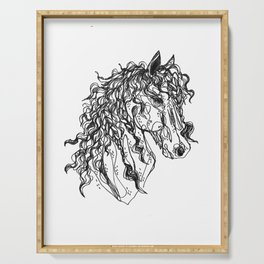 Friesian Serving Tray