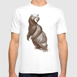 Skatepark Bear T-shirt
